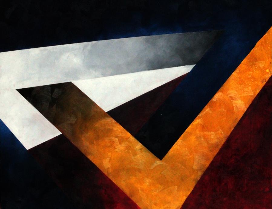 Abstracto 2 óleo